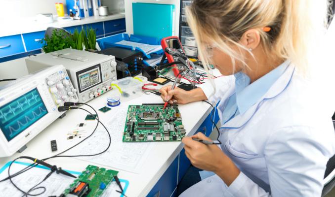 Custom Technologies precision electronics engineering