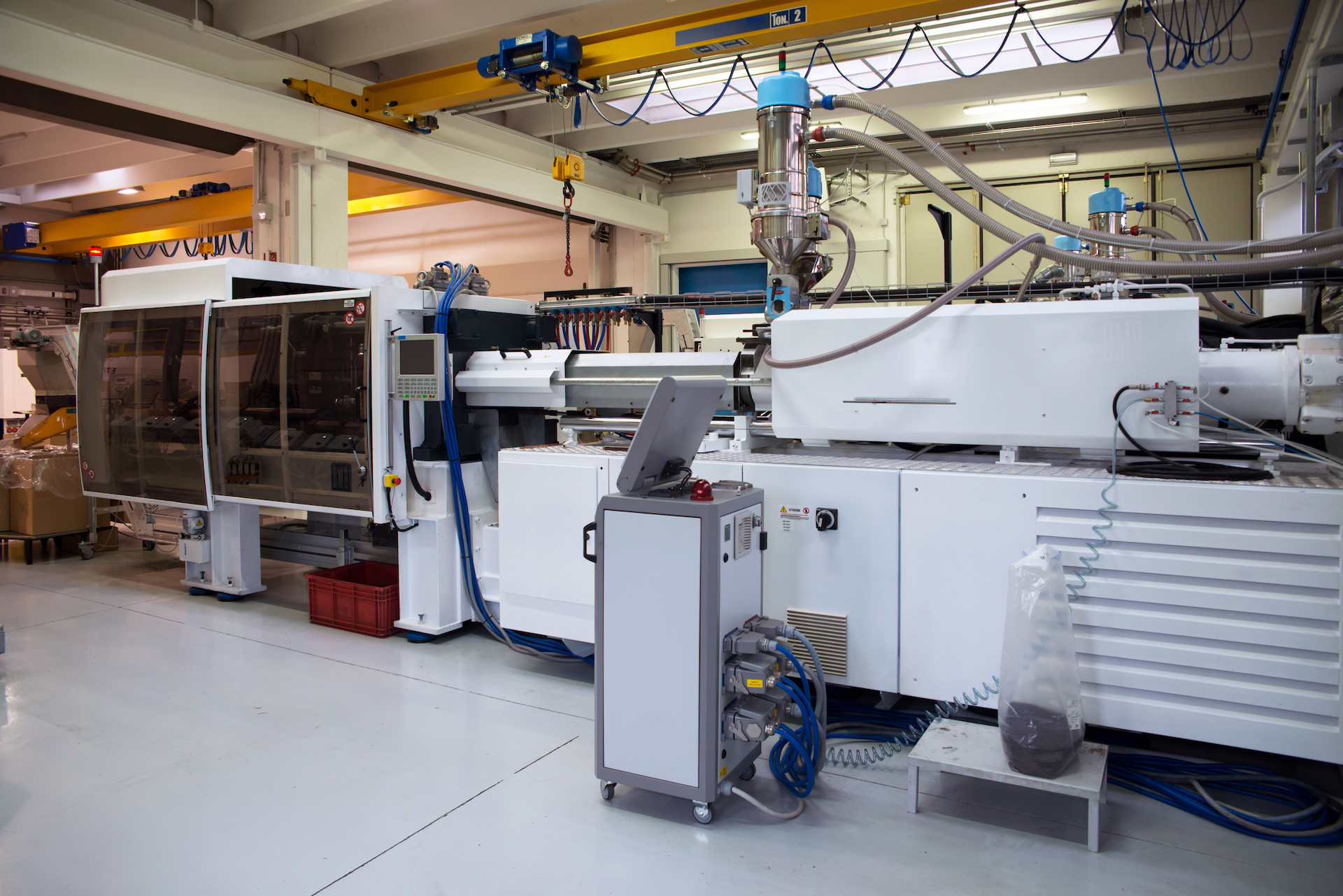The Purpose of an Injection Molding Machine