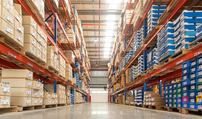 Custom Technologies precision inventory supply chain management
