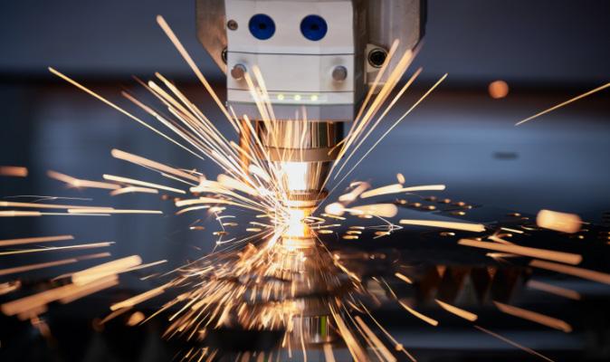 Custom Technologies precision laser cutting